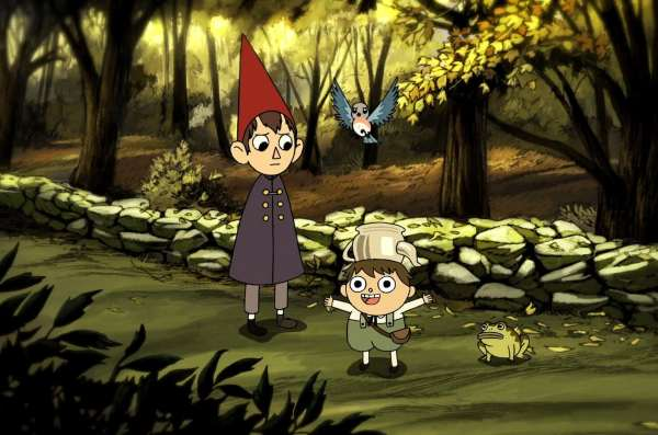 Over The Garden Wall (2014) Review