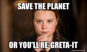 12 Greta Thunberg Memes Because How Dare You