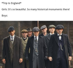 18 Peaky Blinders Memes For Fans Of The Show