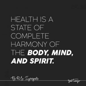 100 Best Health Quotes About Your Mind & Body