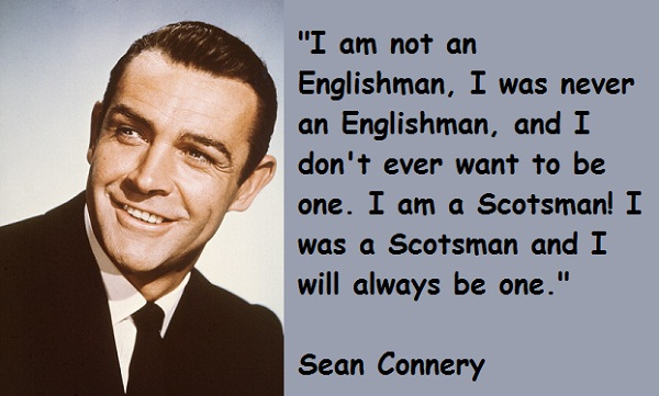 Sean Connery Inspirational Quotes 3