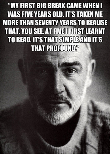 Sean Connery Inspirational Quotes 6